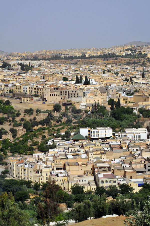 Free City Of Fes Royalty Free Stock Photography - 7217637