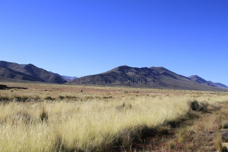 City of Oruro, Bolivia stock image
