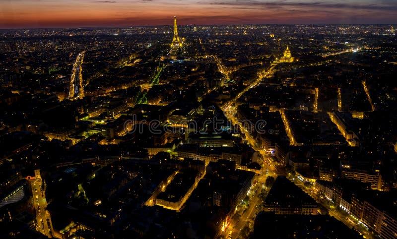City of Paris stock photos