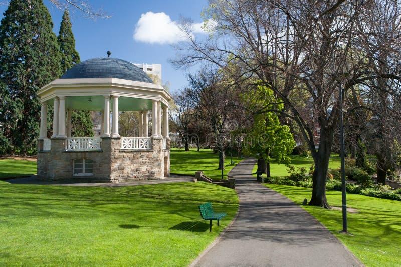 City Park royalty free stock photos