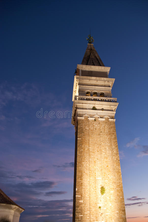 Download City of Piran in Slovenia stock image. Image of city - 21249741