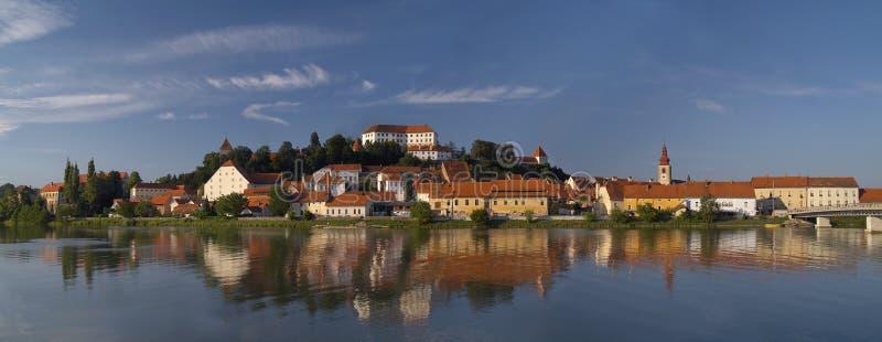 City Ptuj stock photos