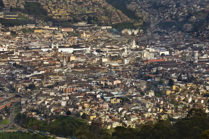 Download City Of Quito - Ecuador - South America Stock Image - Image: 31641851