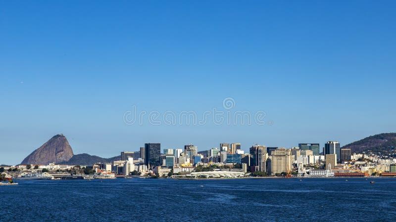 City of Rio de Janeiro, Brazil. Wonderful city. Sugar Loaf. Tourist spot. Rio de Janeiro city. stock photos