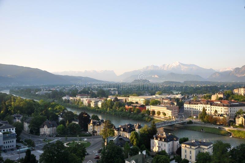 City Of Salzburg. Stock Photography