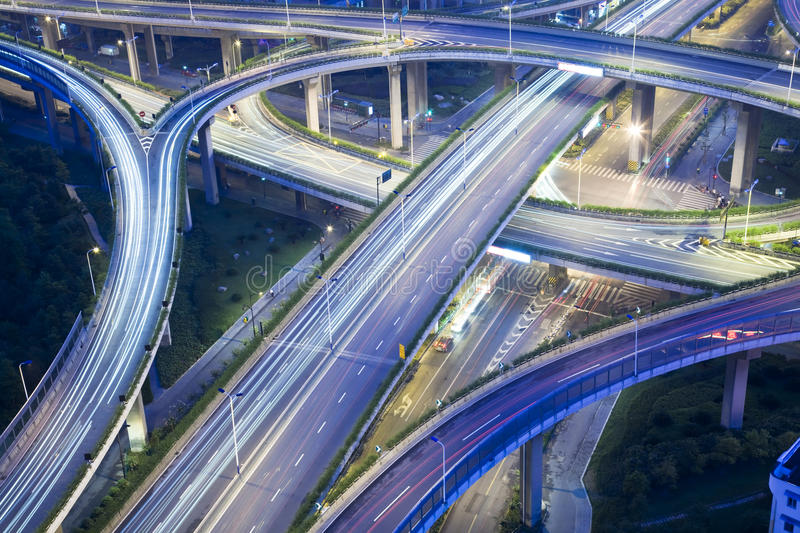 Download City Scape stock photo. Image of dark, flyover, fast - 11822640