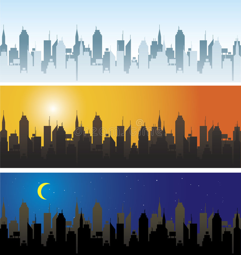 Free City Scape Royalty Free Stock Image - 2611716