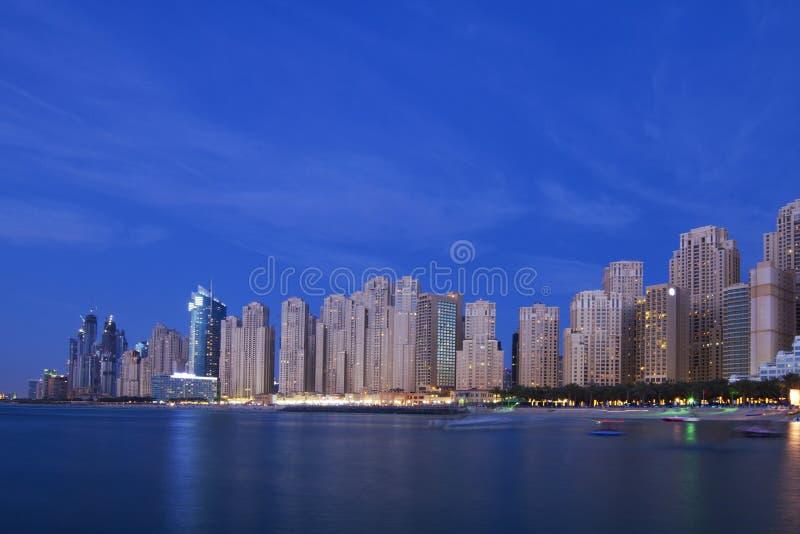 City Scape, Dubai royalty free stock photo