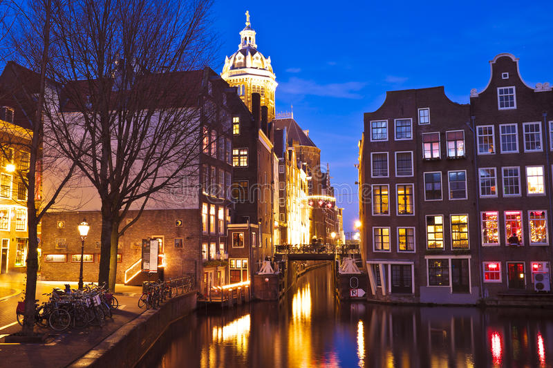 Download City Scenic From Amsterdam In The Netherlands Stock Image - Image: 38290713