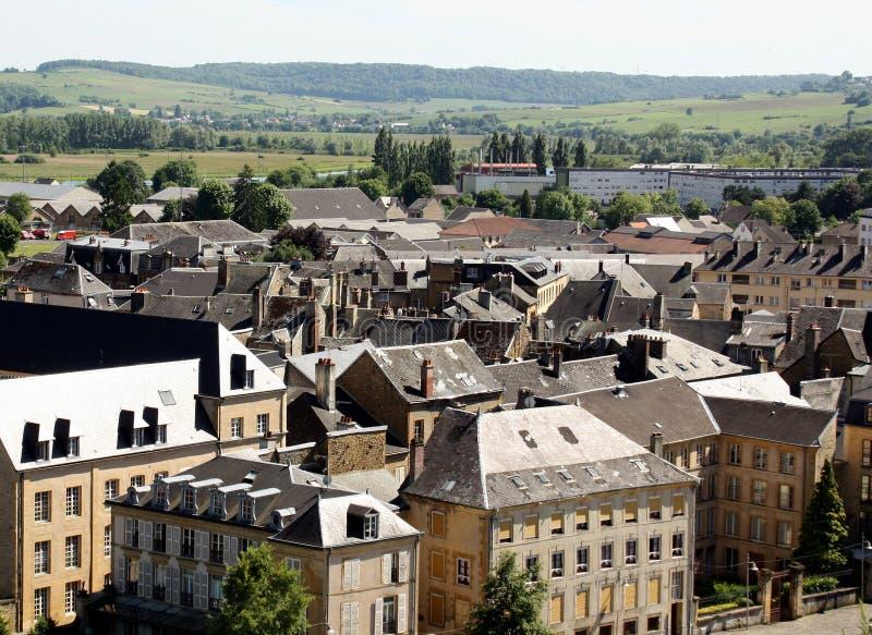City of Sedan royalty free stock images