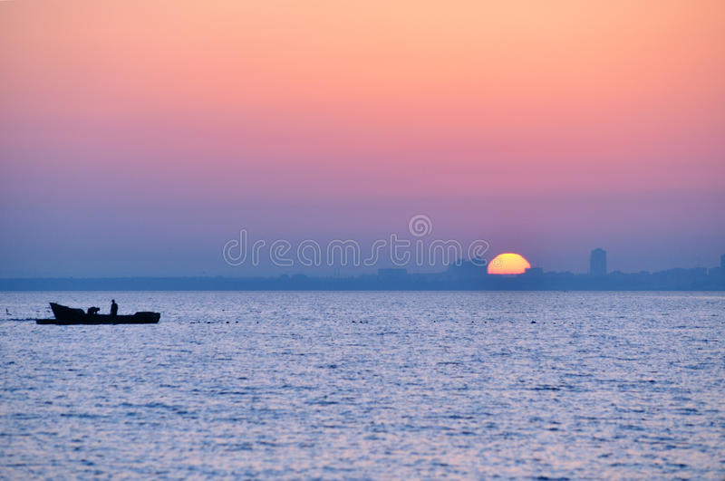 Download City Silhouette Royalty Free Stock Photography - Image: 16532357