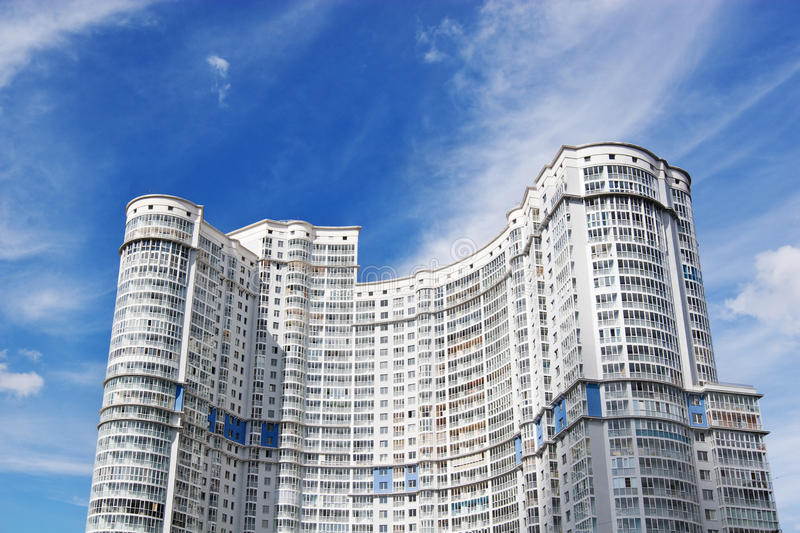 Download City simplicity stock image. Image of estate, blue, real - 10388749