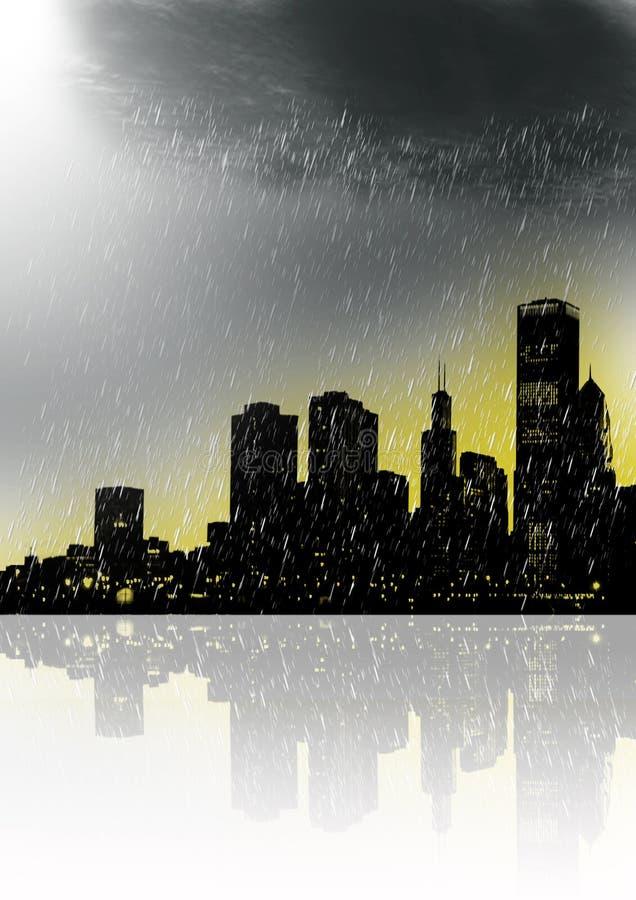 Free City Skyline Stock Photos - 15346113