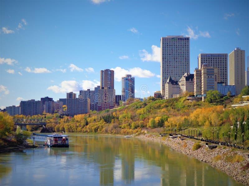City, Skyline, Metropolitan Area, Reflection royalty free stock photos