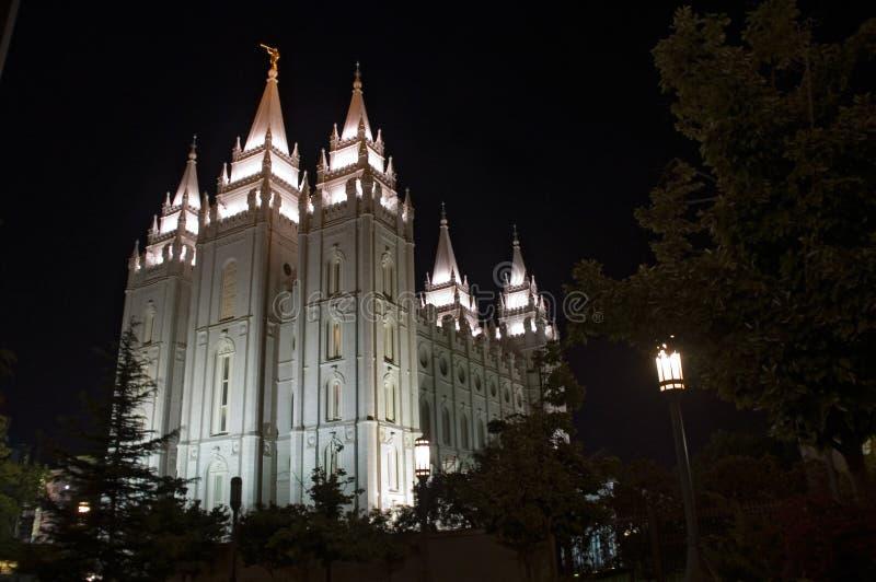 City-Tempel lizenzfreies stockbild