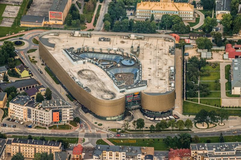 City, Urban Area, Aerial Photography, Structure royalty free stock photography