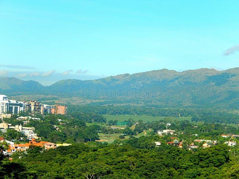 City of valencia stock photo