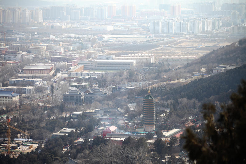 Download City view of beijing stock image. Image of historical - 23198179