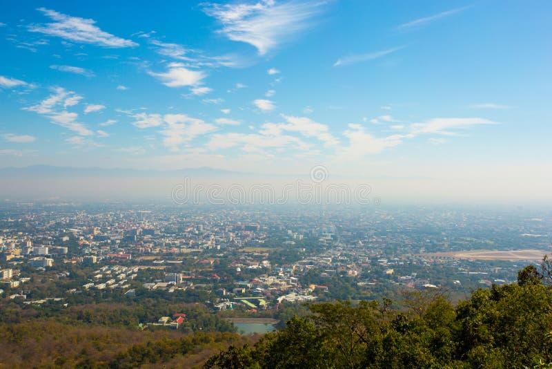 City View stock image