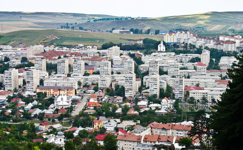 City view I stock image