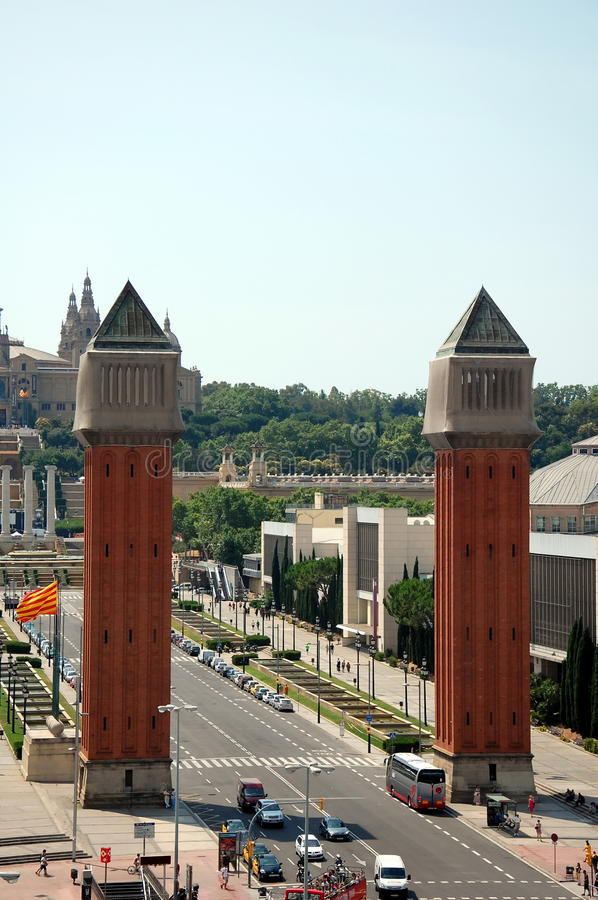 Download City Views Of Barcelona Editorial Image - Image: 83700455