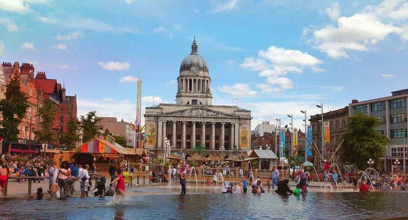 City, Water, Waterway, Landmark stock image