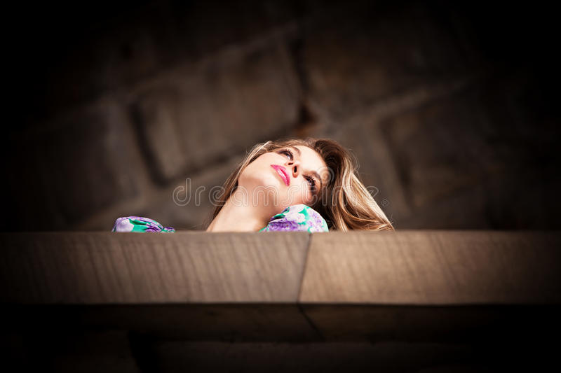 Download City woman portrait stock photo. Image of angle, look - 26838258
