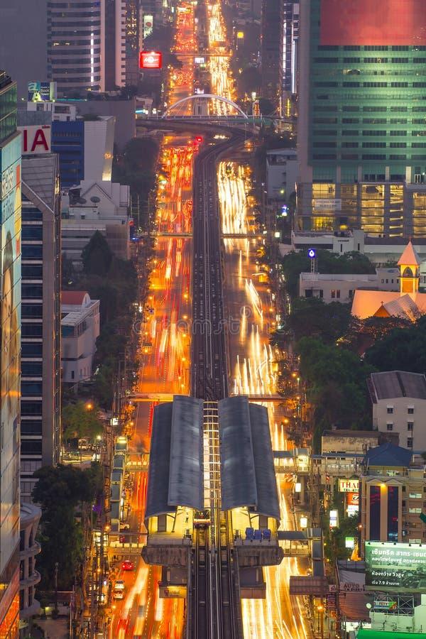 CityBangkok fotos de archivo libres de regalías