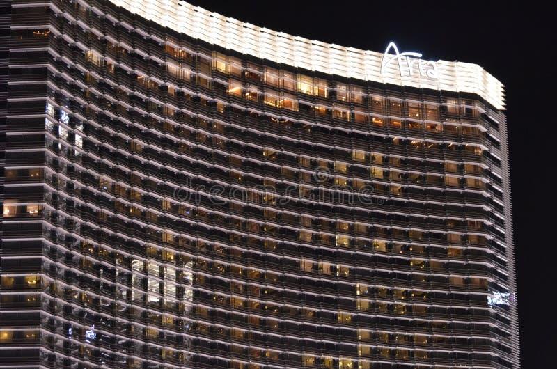 CityCenter, прокладка Лас-Вегас, небоскреб, ориентир ориентир, многоквартирный дом, архитектура стоковое фото