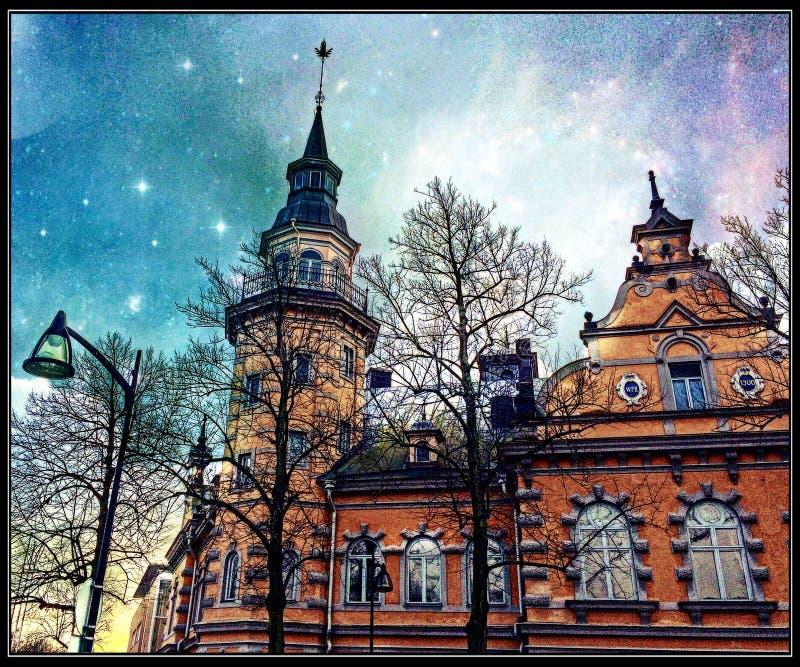 Cityhall imagen de archivo libre de regalías