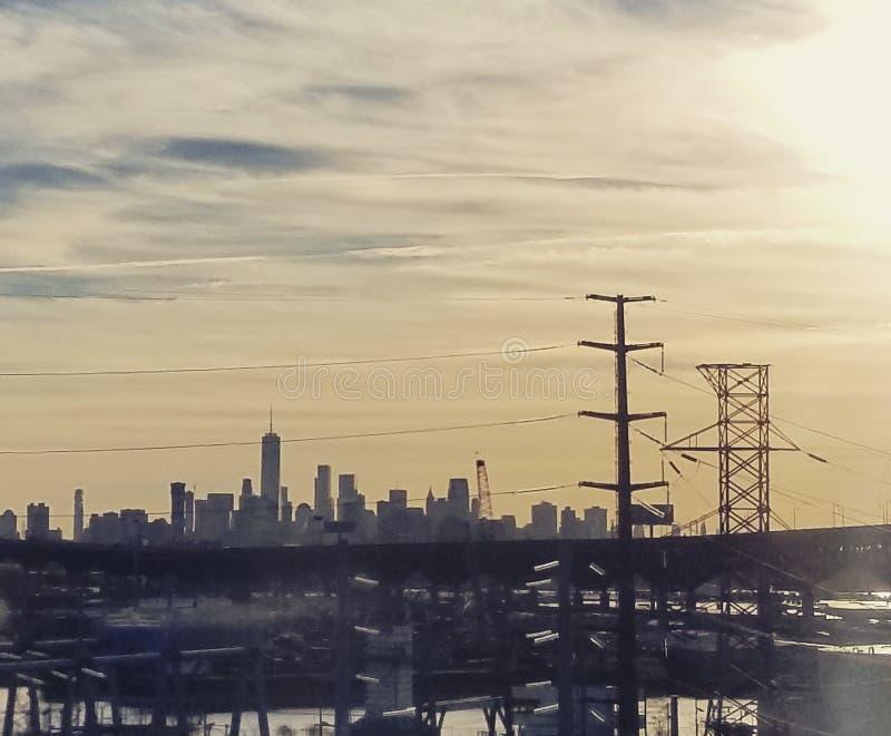 cityscape arkivfoto