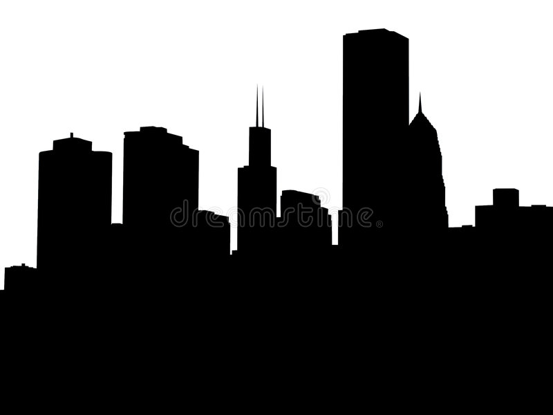Download Cityscape stock image. Image of building, downtown, buildings - 122665