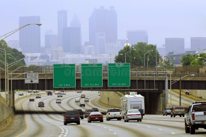 cityscape arkivfoton