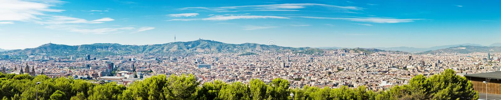 Download Cityscape Of Barcelona. Spain. Stock Photography - Image: 27866372