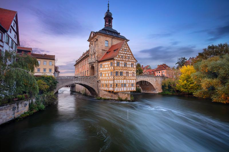 Bamberg, Germany. royalty free stock photo