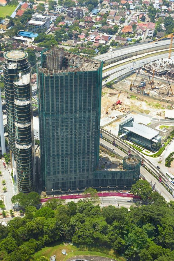 Download Cityscape in Kuala Lumpur editorial stock image. Image of lumpur - 21793084