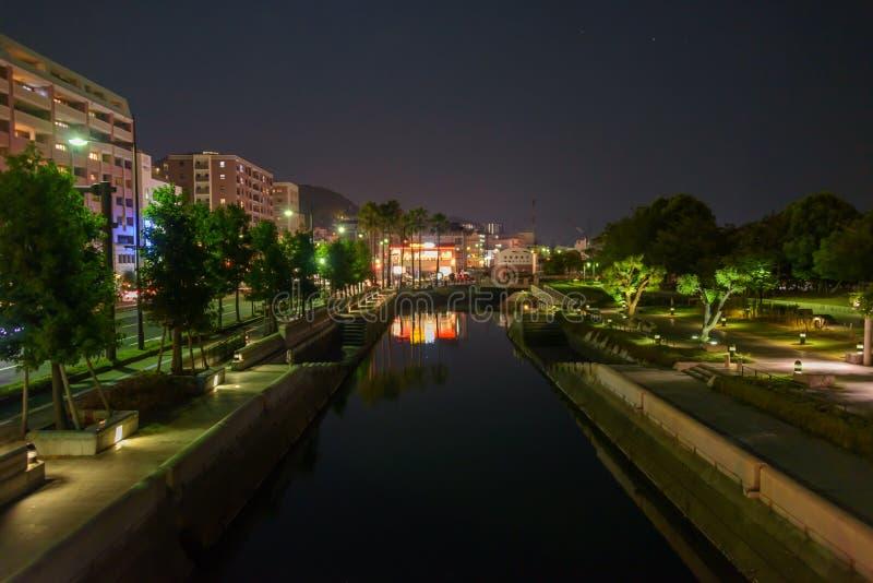 Nagasaki City royalty free stock images