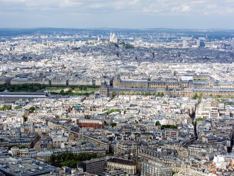 Download Cityscape of Paris stock photo. Image of europe, paris - 26418628