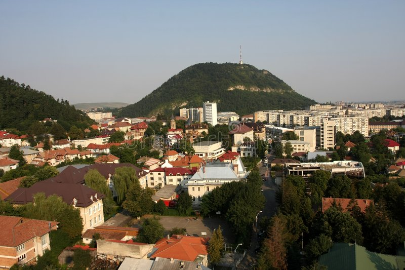 Download Cityscape of Piatra Neamt stock photo. Image of romania - 6427174