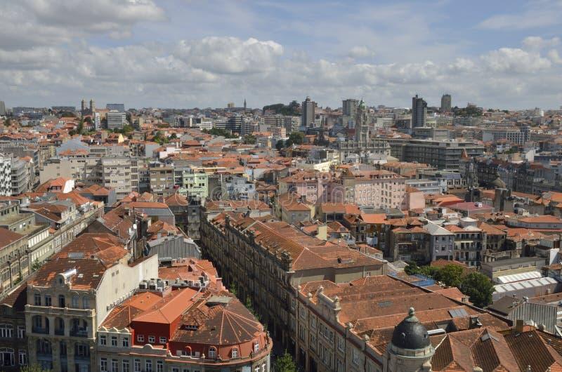 Cityscape of Porto stock photos