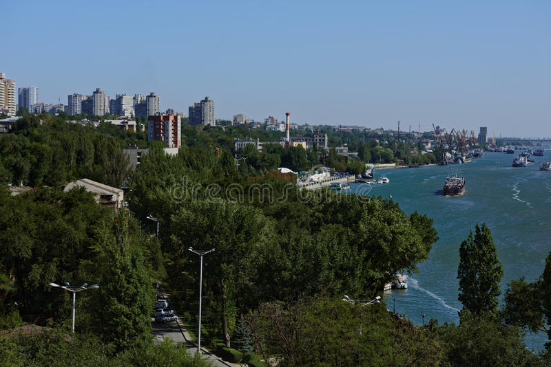 Download Cityscape Of Rostov-on-Don, Russia Editorial Photo - Image: 93754771