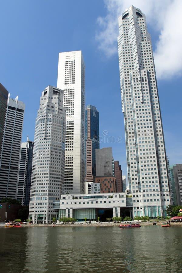 cityscape singapore στοκ φωτογραφίες