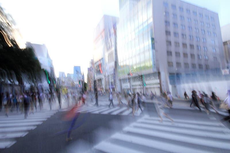 Cityscape - Tokyo royalty-vrije stock afbeelding