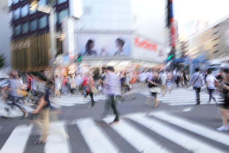 Cityscape - Tokyo royalty-vrije stock foto's
