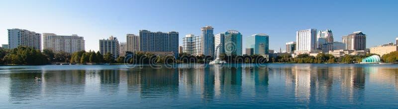 Cityscape van Orlando royalty-vrije stock foto