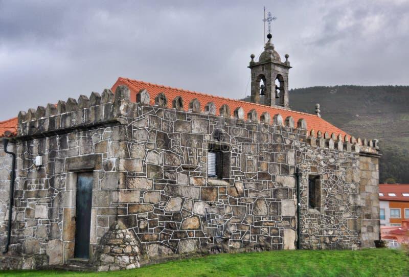 Cityscape van Porto doet Zoon Spanje royalty-vrije stock foto