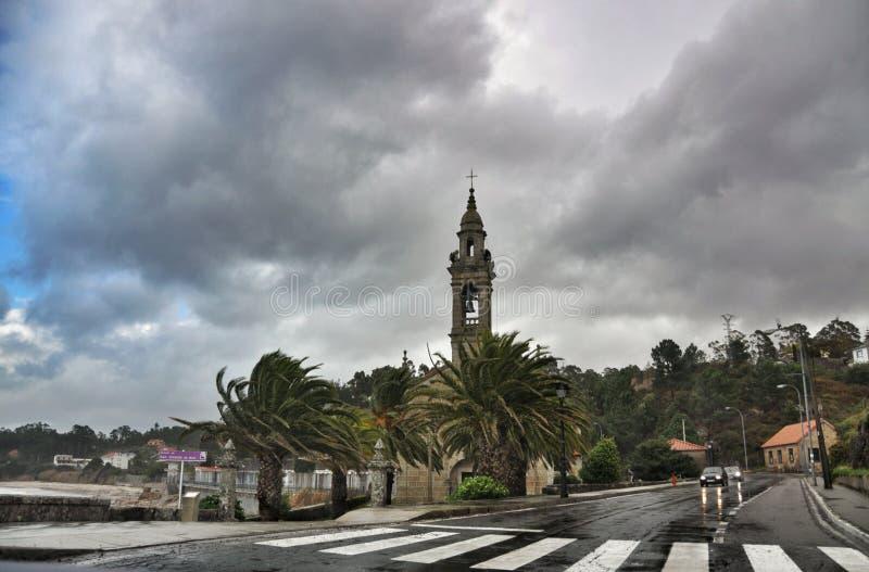 Cityscape van Porto doet Zoon Spanje royalty-vrije stock fotografie
