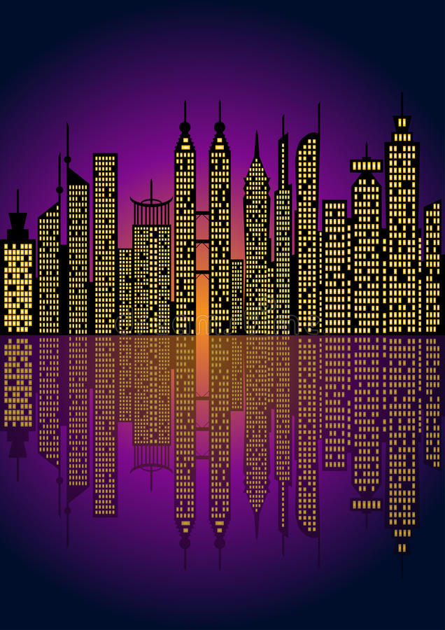 Cityscape -Vector illustration