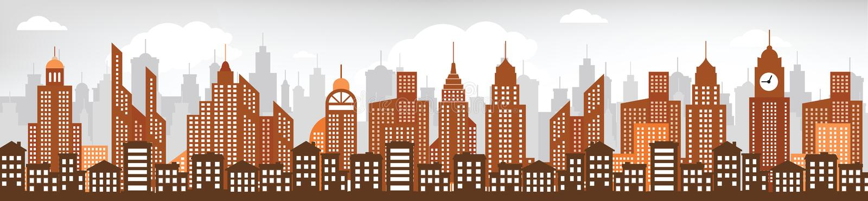 Cityscape royalty free illustration