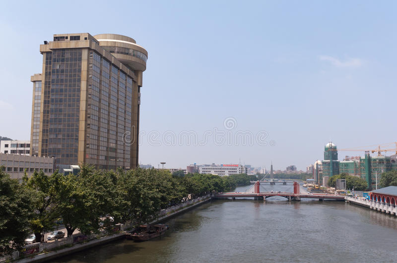 Download Cityscape Of Zhongshan Editorial Image - Image: 26300955